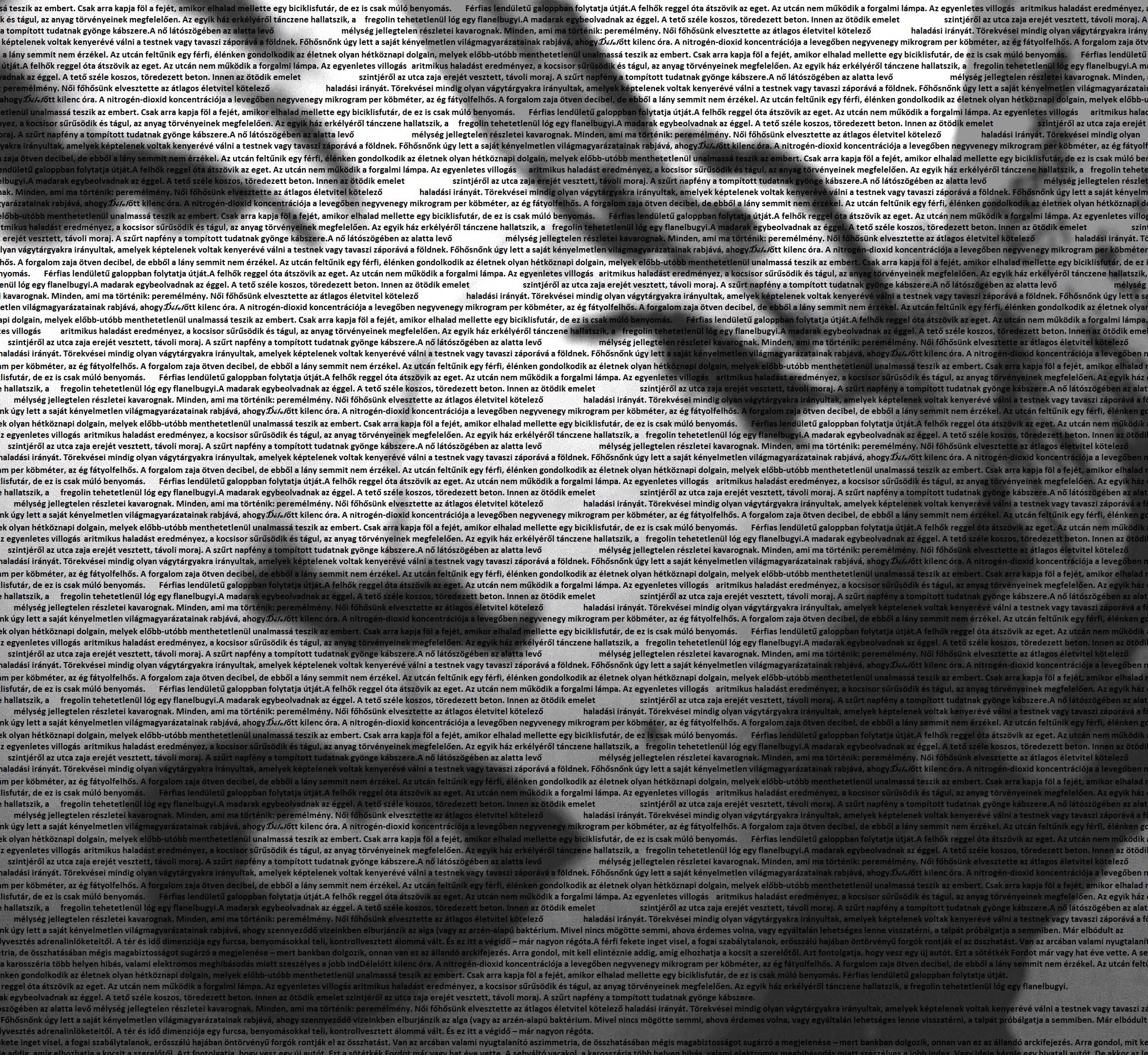 Sós Dóra Gabriella: Nylon Monroe
