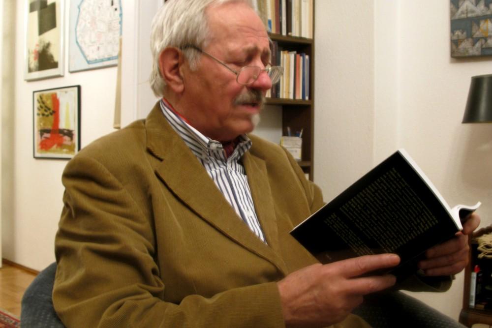 Papp Tibor (fotó: Sód Dóra)