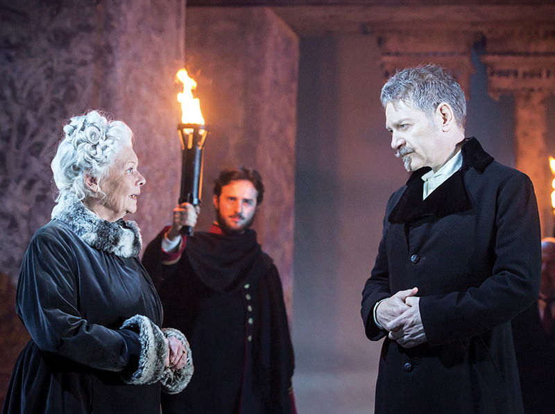 THE WINTER'S TALE by Shakespeare, , Writer - William Shakespeare, Directors - Kenneth Branagh and Rob Ashford, Set and Costume - Christopher Oram, Kenneth Branagh Theatre Company, 2015, Credit: Johan Persson/