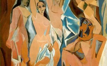 Picasso_Demoiselles