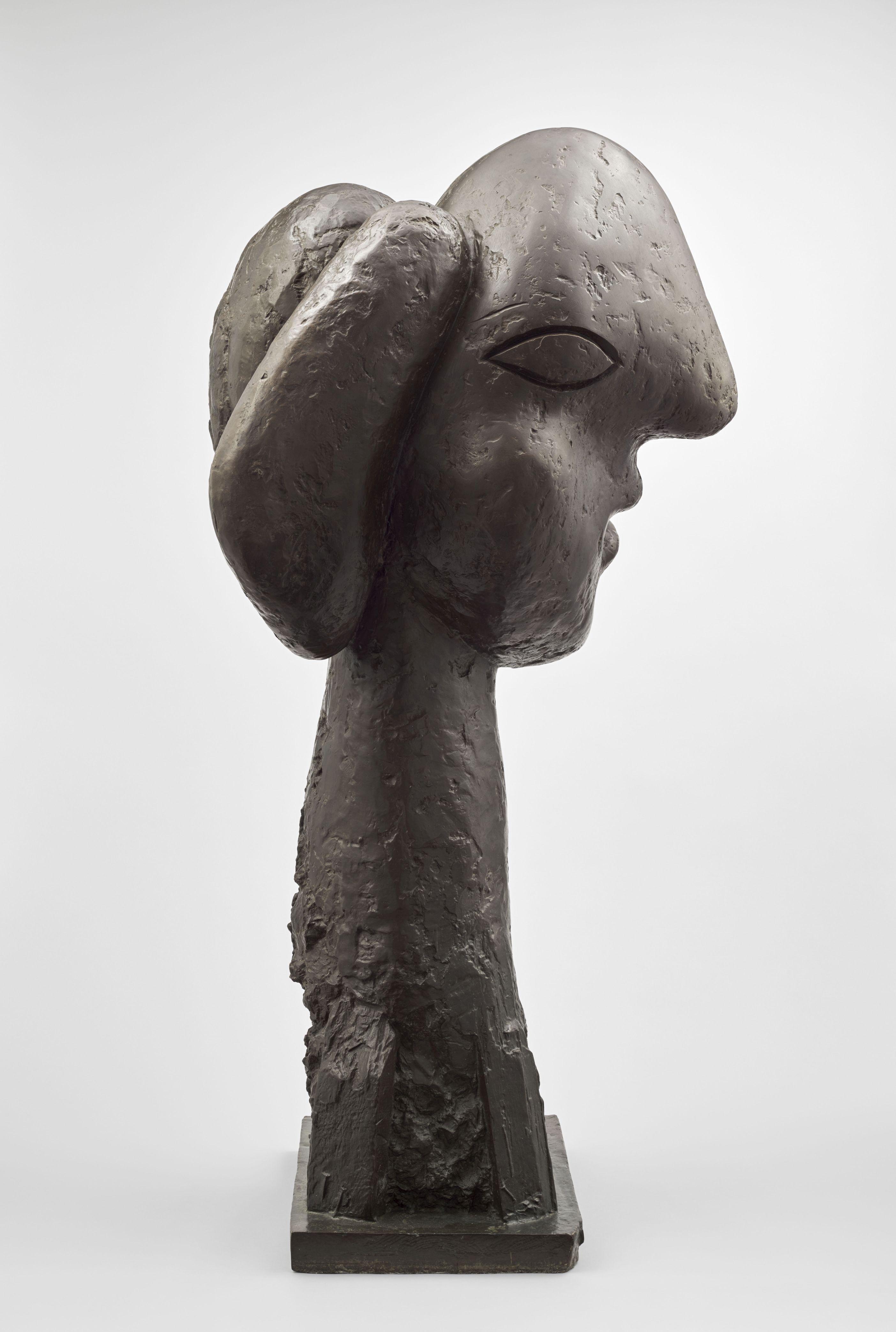 Pablo Picasso_ Noi fej 1931