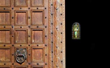 god door