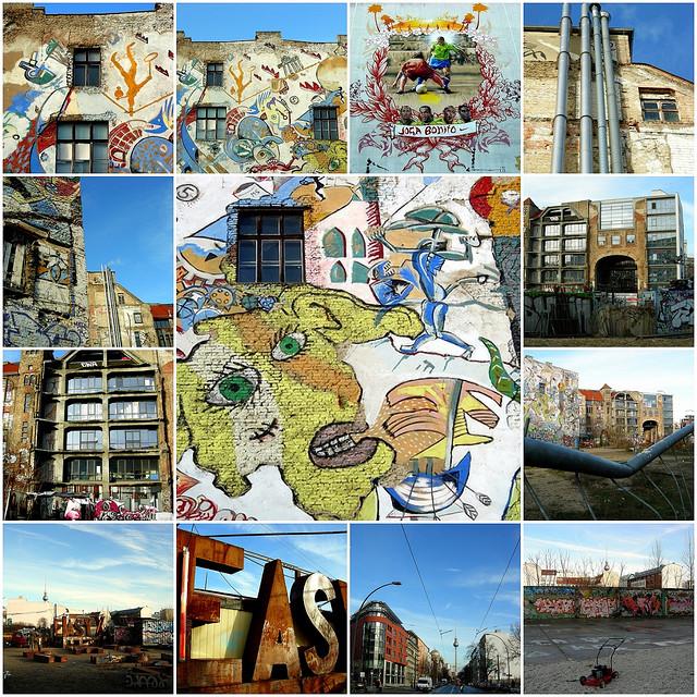 A Tacheles – Berlin kultikus helye