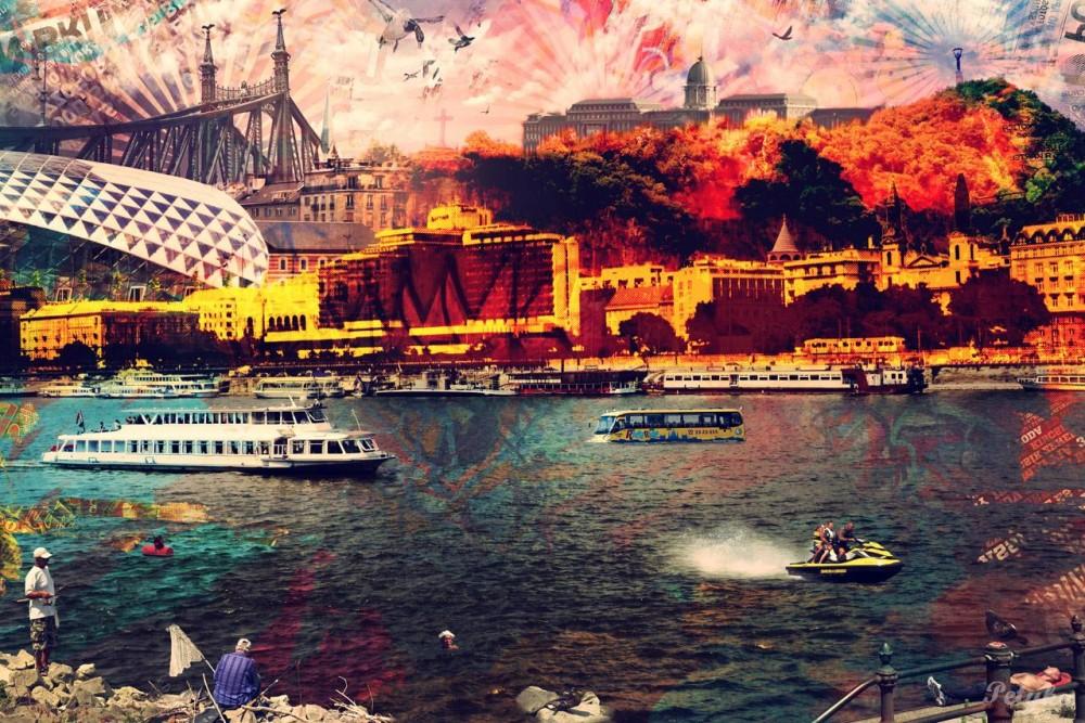 Szabó-Lencz Péter: Budapest Avantgarde #9