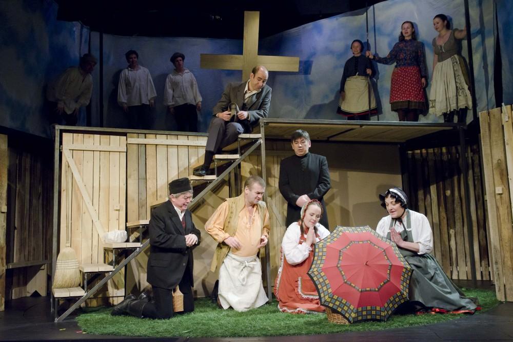 Karinthy Színház: Szent Péter esernyője