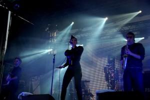 Campus Fesztivál 2. nap - Parov Stelar Band