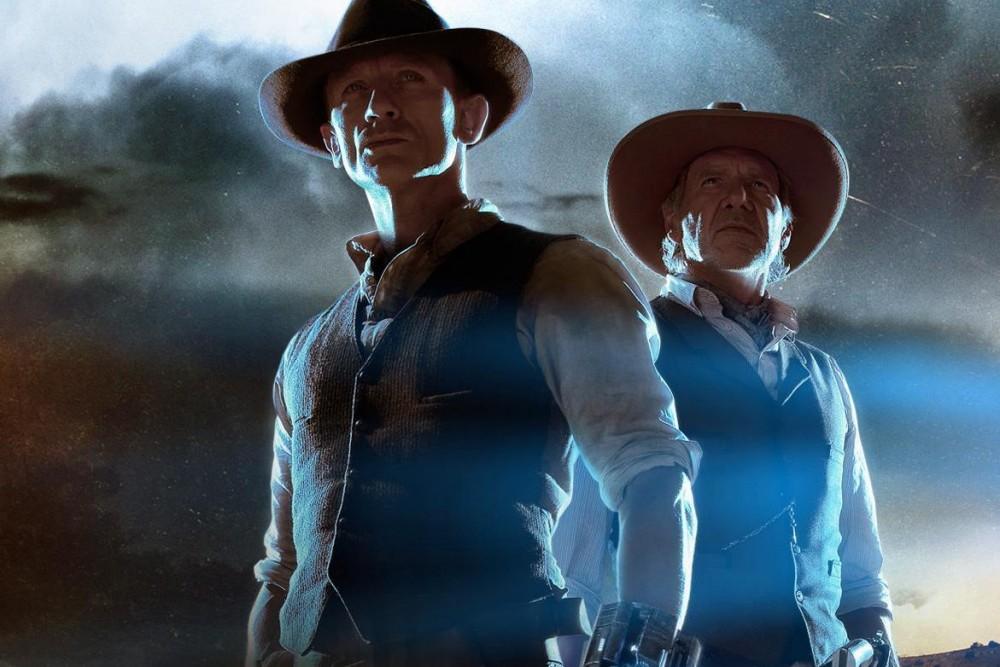 Cowboyok és űrlények