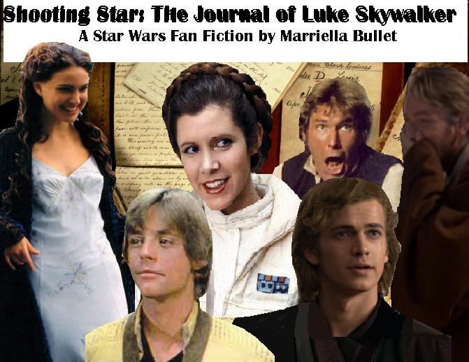 Egy a millió Star Wars fanfic közül