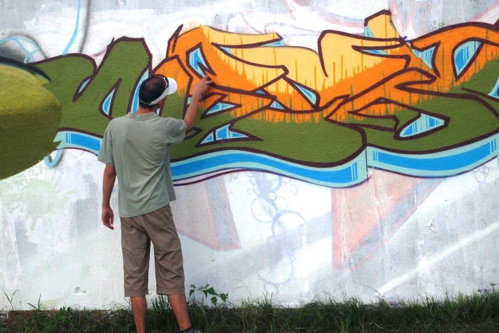 Graffiti-verseny