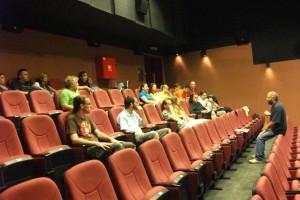 Filmbarát Találkozó Gyöngyösön - Báron György előadása