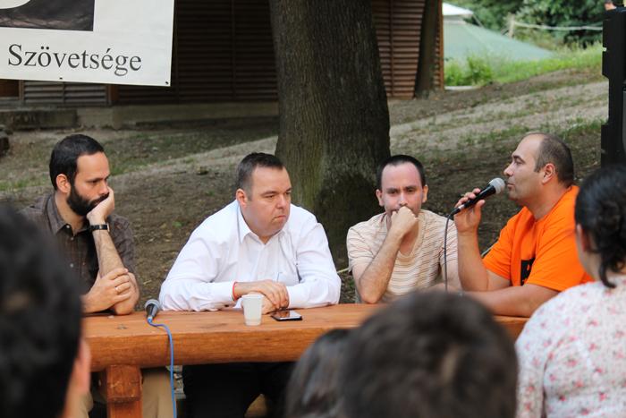L. Simon Lászlót épp Bednanics Gábor kérdezte