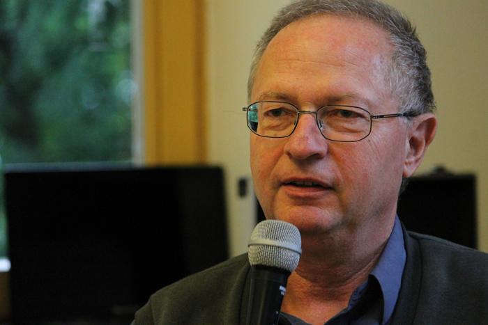 Spiró György is a FISZ vendége volt