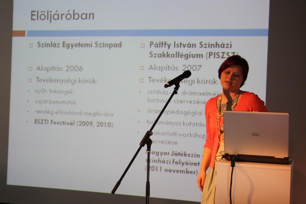 Nagy Sára - Magyar Játékszín - KULTOK