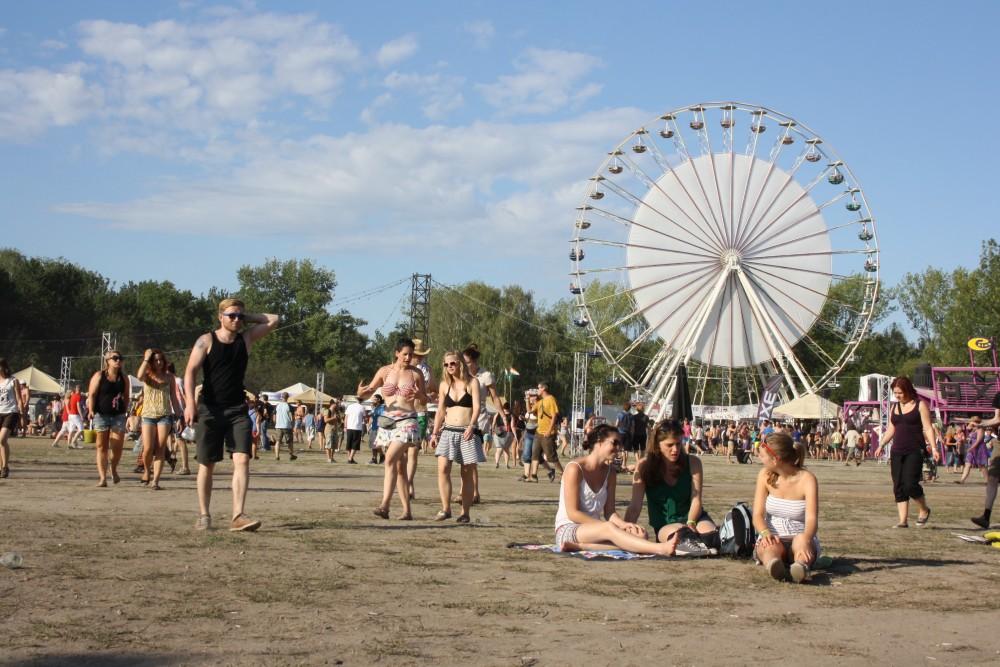 Sziget Fesztivál 2012