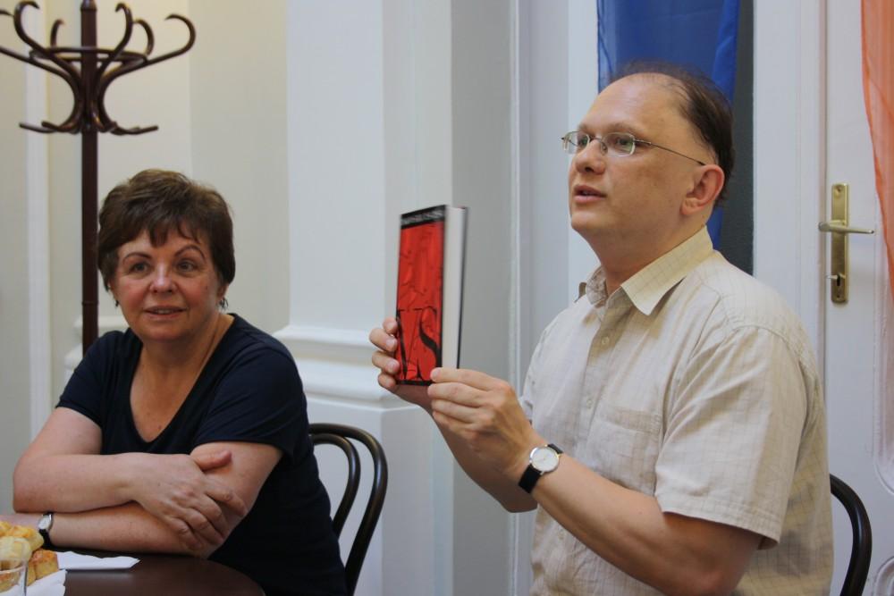 Rakovszky Zsuzsa és Szirák Péter