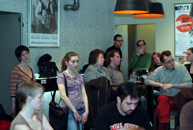 A 11. Impulzus-beszélgetés hallgatói