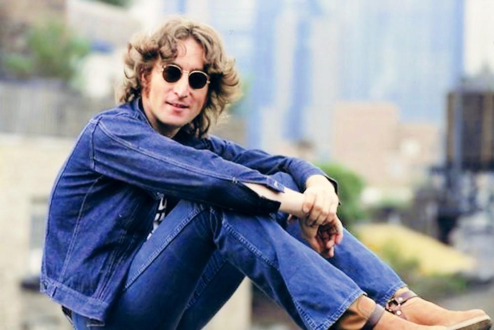 Johnn Lennon, N.Y. 1974.