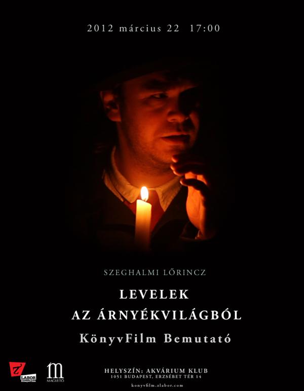 KönyvFilm az Akvárium Klubban
