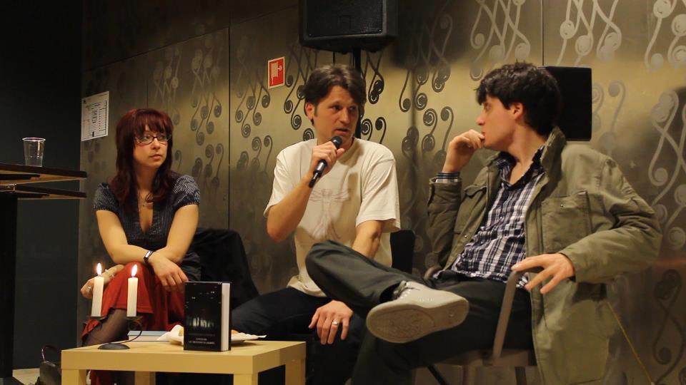 KönyvFilm bemutató az Akvárium Klubban