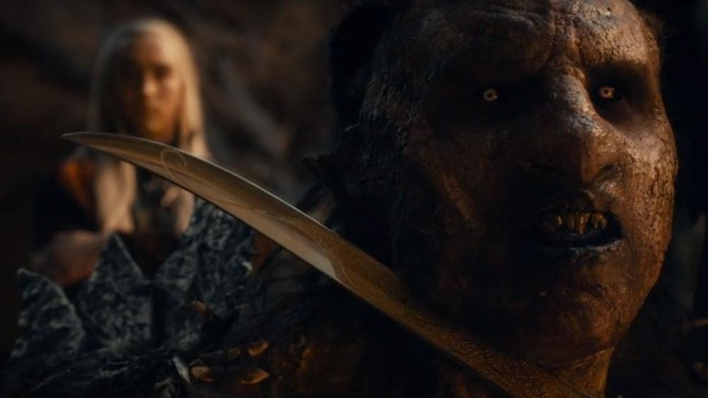 A hobbit – Smaug pusztasága