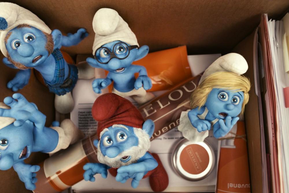 Együtt a csapat - The Smurfs