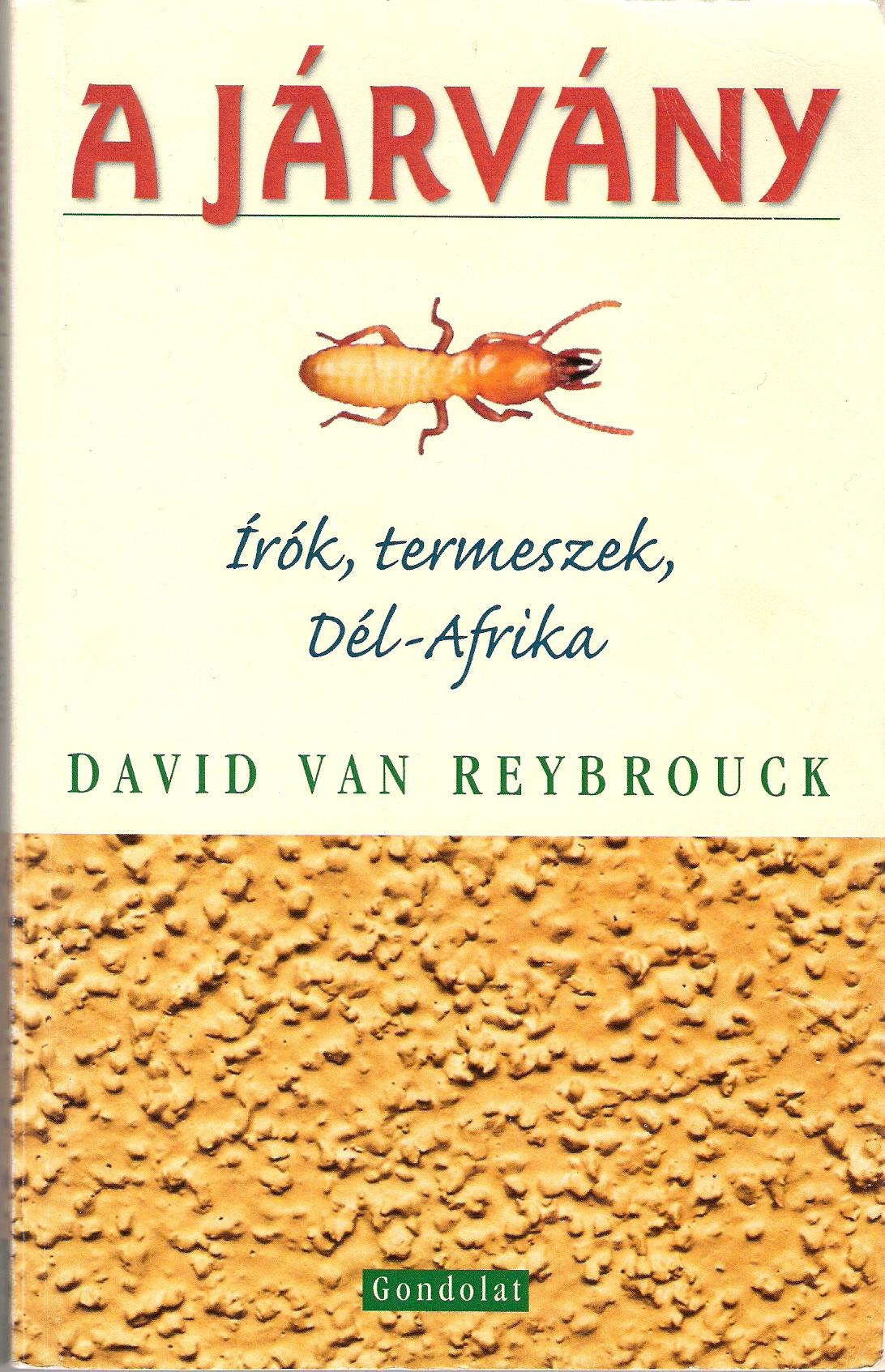 David Van Reybrouck: A járvány
