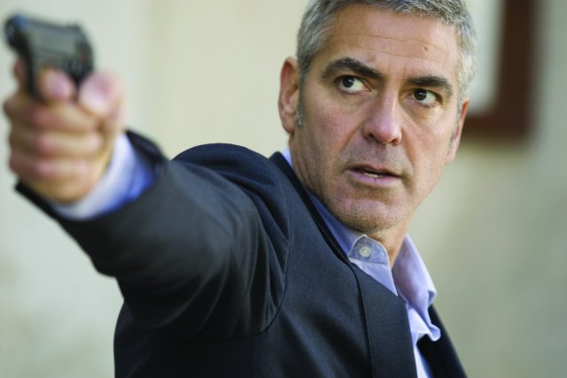 Clooney mint bérgyilkos