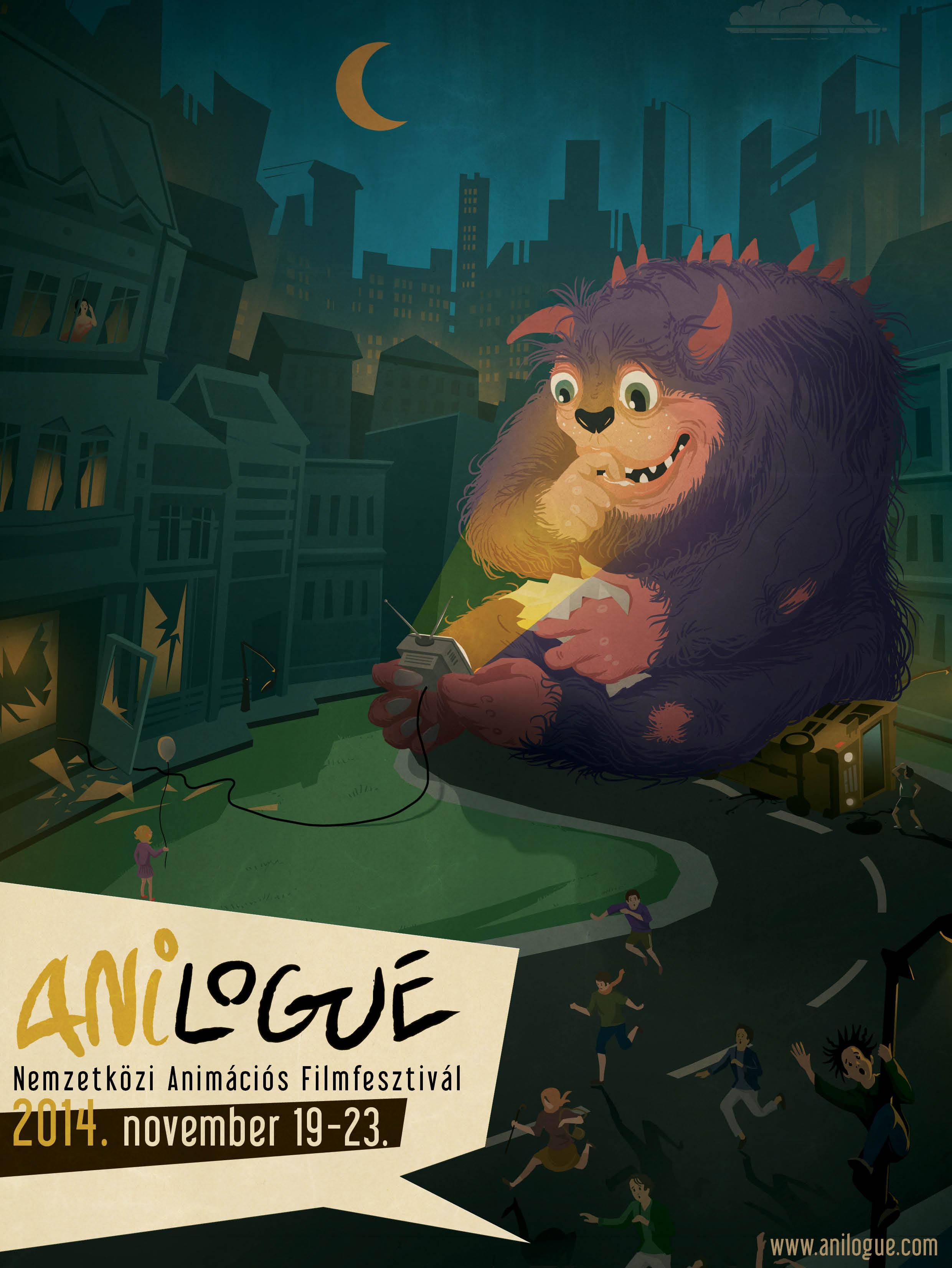 Anilogue Nemzetközi Animációs Filmfesztivál