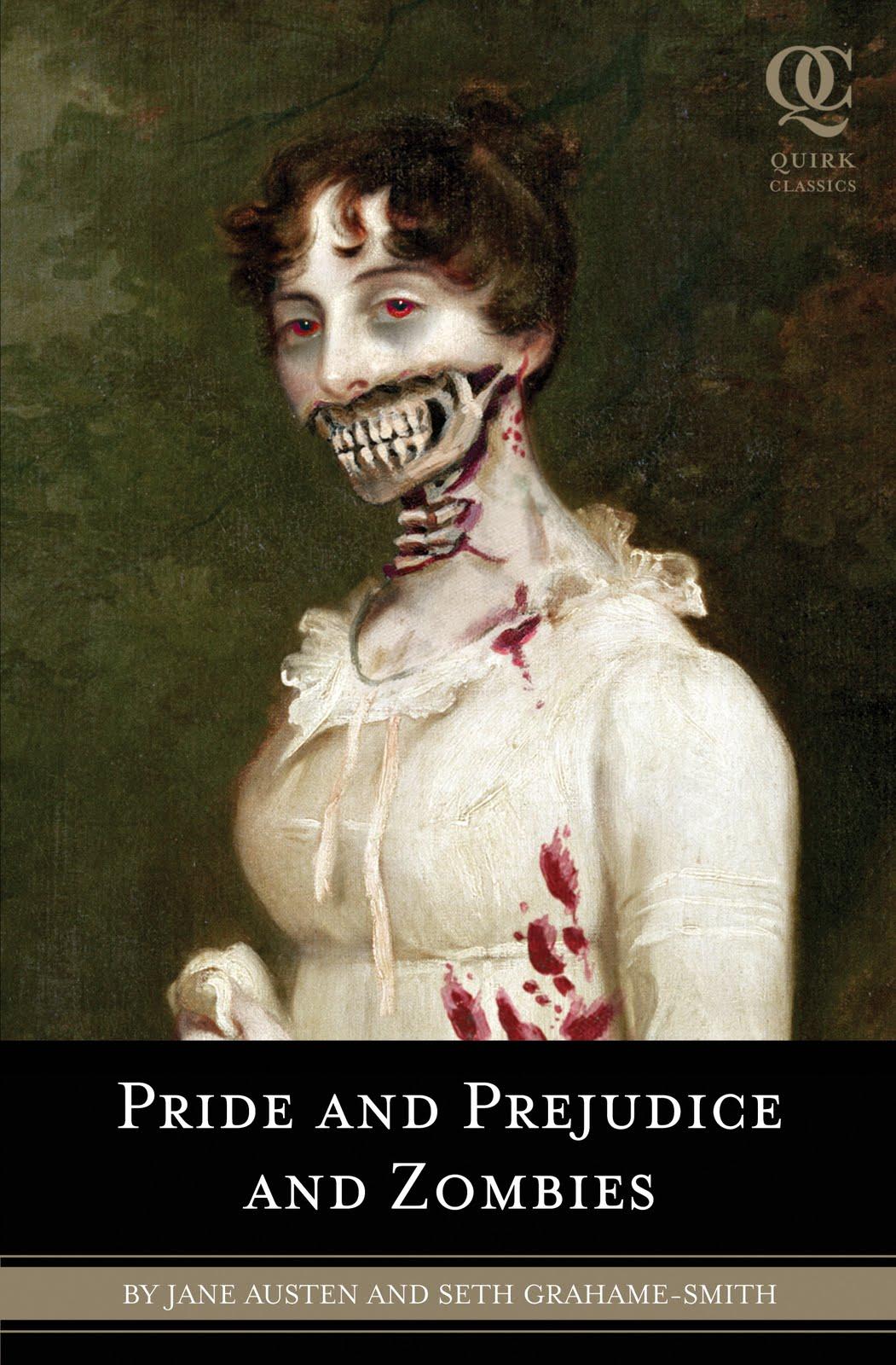 Büszkeség és balítélet meg a zombik - Fanfiction is lehet bestseller?
