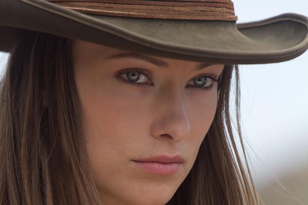 Cowboyok és űrlények - Olivia Wilde