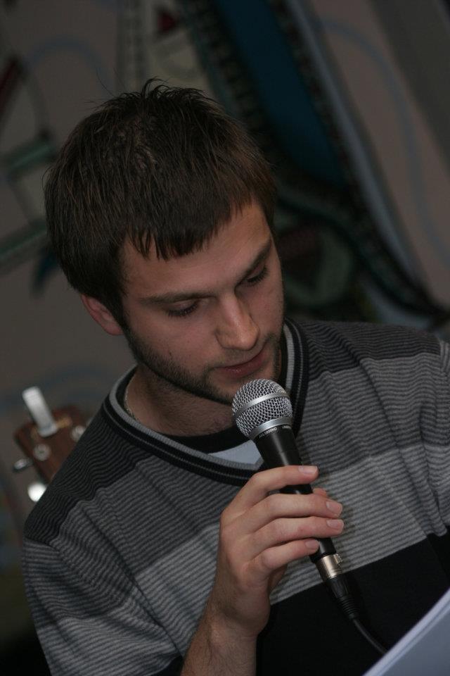 Tinkó Máté (Fotó: Braun Benjámin)
