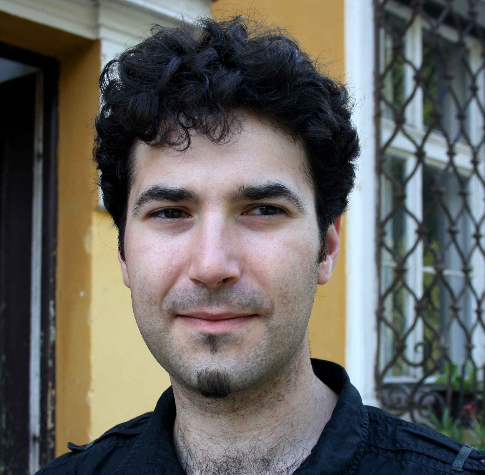 Gaborják Ádám a 2011-es JAK-táborban, megválasztása után