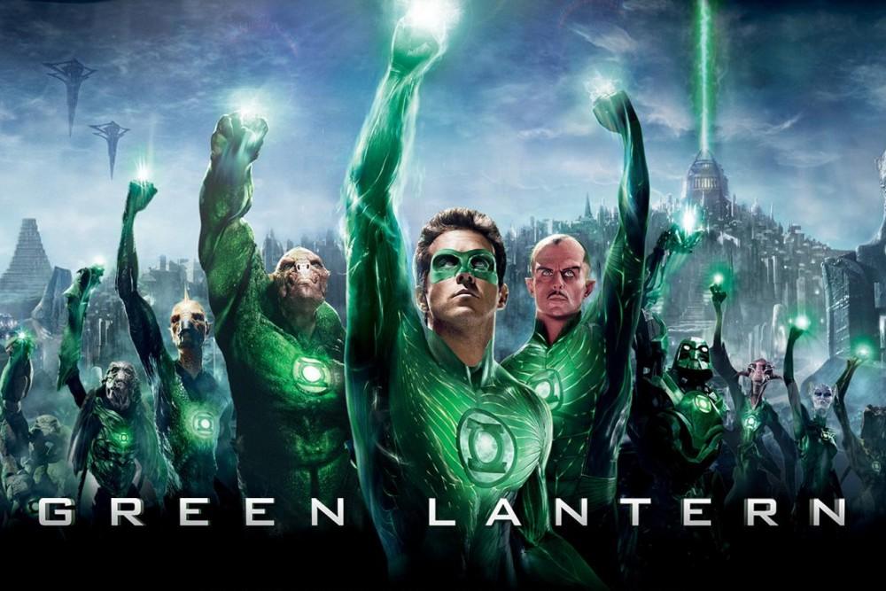 Ökölháború - Zöld Lámpás