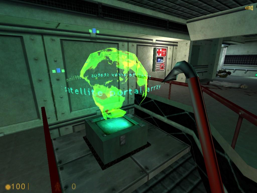 ahol már fontos a történet is: Half-Life 1