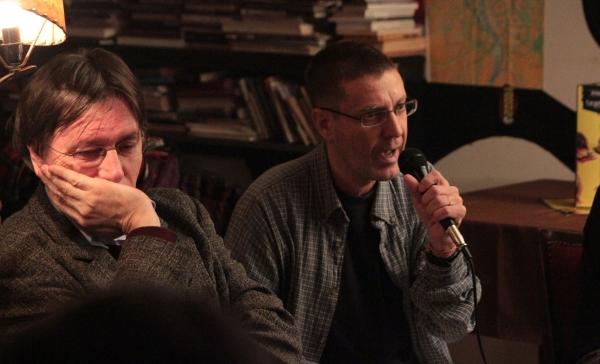 Mészáros Sándor és Károlyi Csaba