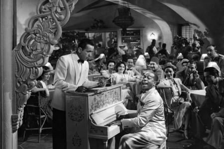 A híres jelenet a Casablancából