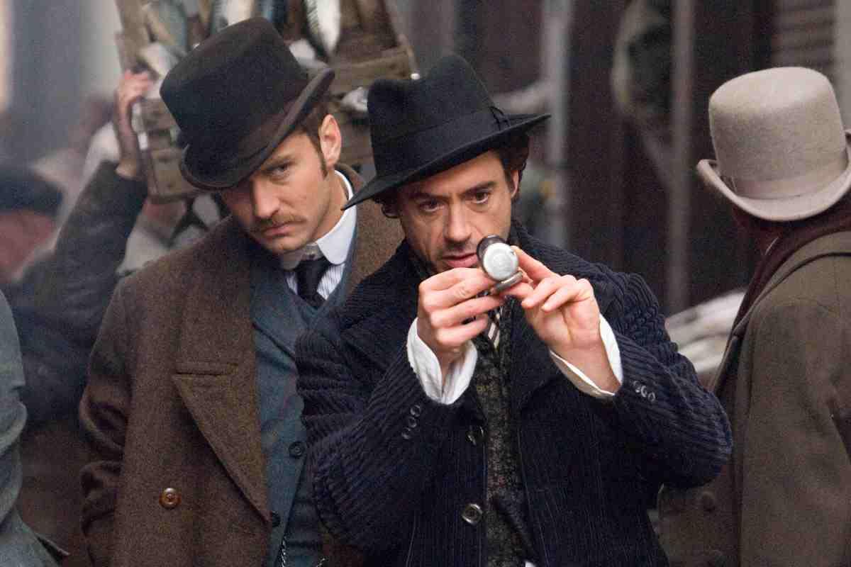 a bogaras Sherlock