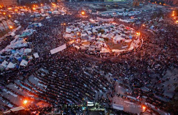 A tér - A Tahrir tér
